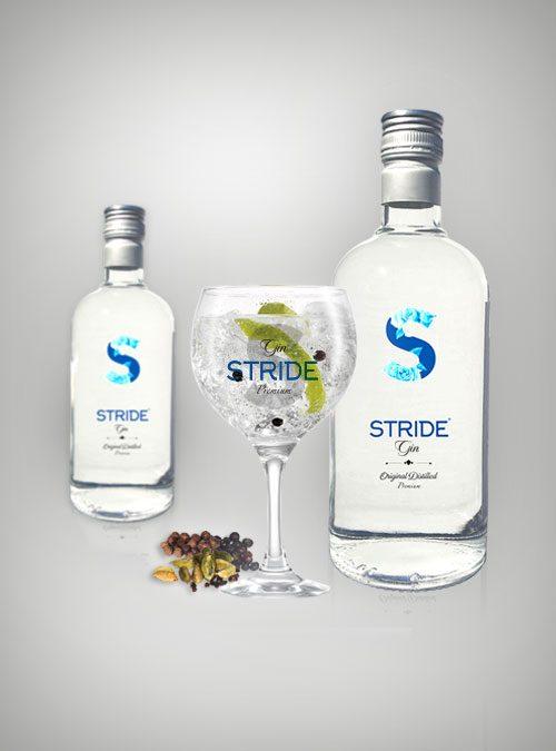 Ginebra STRIDE® Premium Botánica (Botanic)
