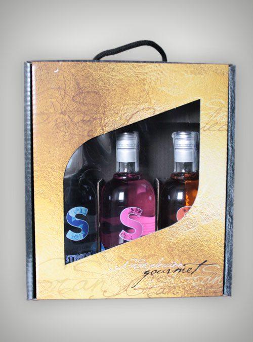 Estuche Especial Degustación Gin STRIDE ® Premium